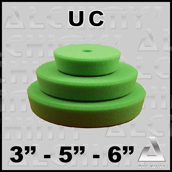 Mousse Pad machine - UC - Verte (Type Hard cutting)