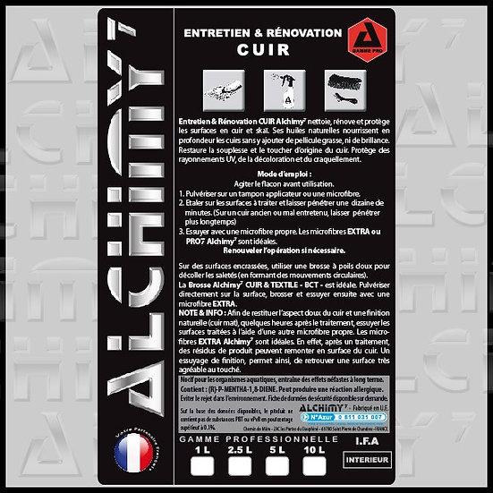 Entretien & Rénovation CUIR 1L