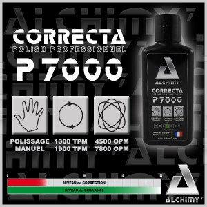 Correcta P7000 - 220 g
