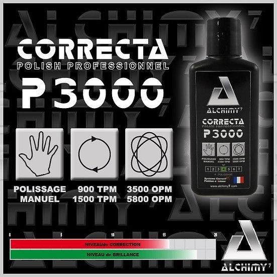Correcta P3000 - 220 g