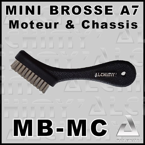 Mini BROSSE A7 Moteur & Chassis - MBMC -