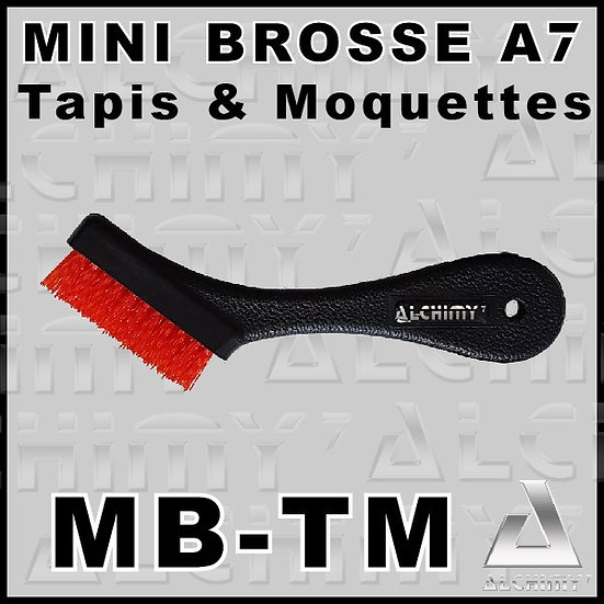 Mini BROSSE A7 Tapis & Moquettes - MBTM -