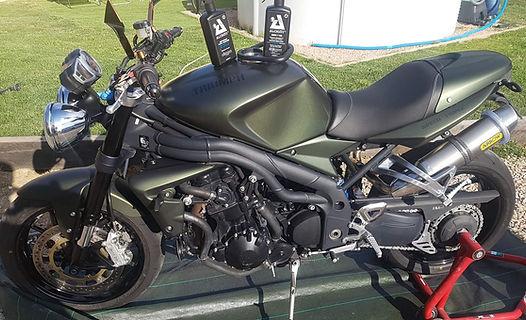 detailing moto, nettoyage moto