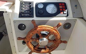 cokpit bateau
