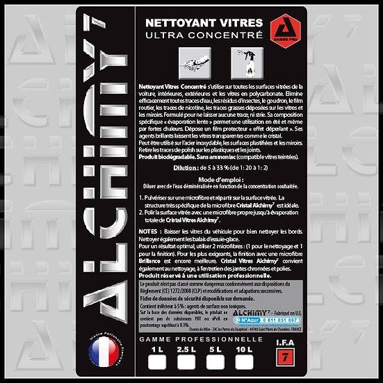 Nettoyant Vitres Ultra Concentré 1L