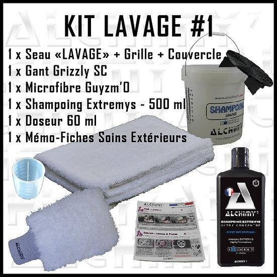 kit lavage alchimy 7