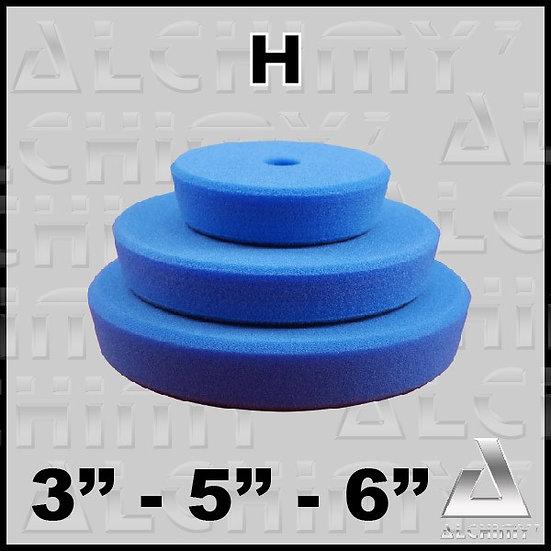 Mousse Pad machine - H - Bleue (Type Light cutting)
