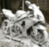 canon à mousse moto, foam lance, alchimy7
