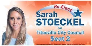 Re-Elect Sarah Stoeckel Sign.jpg