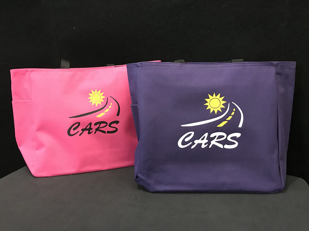Essential Tote Bags with CARS Logo