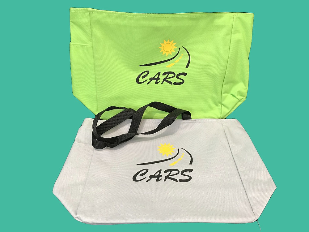 Essential Totes are tough enough to withstand summer programs.