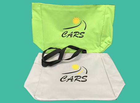CARS Pivots to Virtual Programs with Essential Tote Bags!