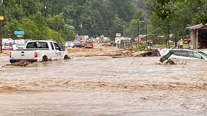 Search Continues in Haywood County for Flood Victims