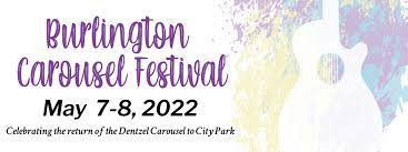 Food is the Main Attraction at the Burlington Carousel Festival