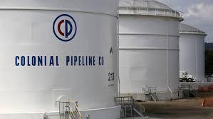 Colonial Shuts Down Gas Pipeline Because of Hurricane Ida