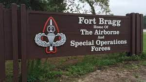 Fort Bragg May Get a New Name by 2024