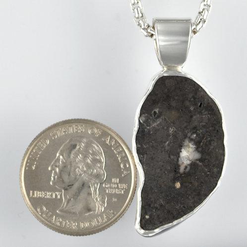 lunar pendant #31a