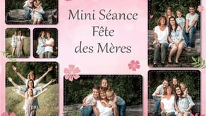 """Mini Séance """"Fête des Mères"""""""