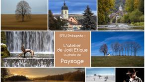 L'atelier de Joël Etique la photo de Paysage