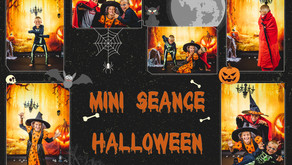 """Mini Séance """"Halloween"""""""