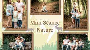"""Mini Séance """"Nature"""""""