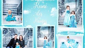 """Mini Séance """"La Reine des Neiges"""""""