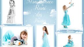 """Mini Séance """"La Reine des Neiges 2""""     - Dernière édition -"""