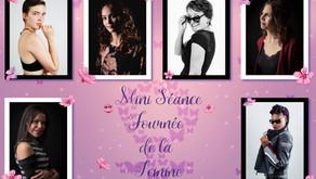 """Mini Séance """"Journée de la Femme"""""""