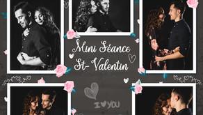 "Mini Séance ""St-Valentin"""