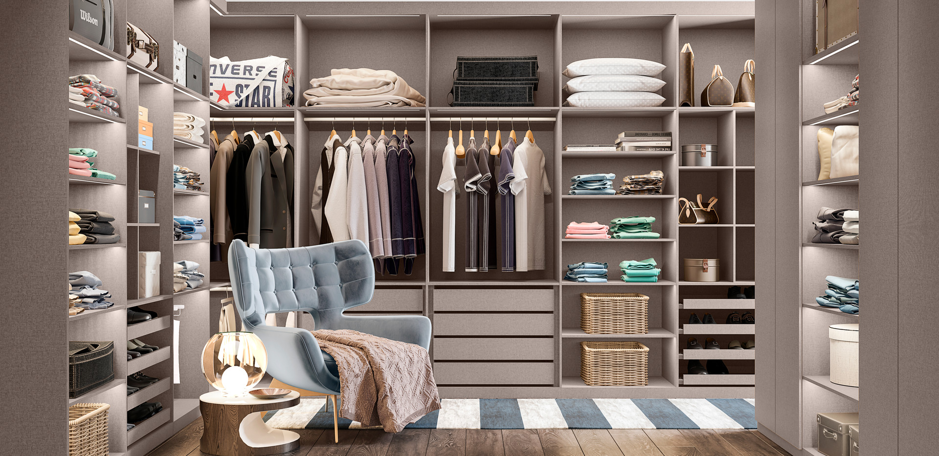 Closet 01 - Moka Eco