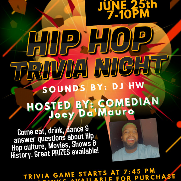 Hip Hop Trivia Night