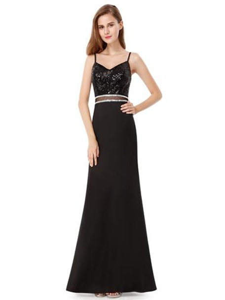 Elegant Sleeveless Long Gown