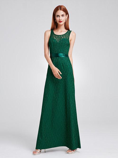 Elegant Sleeveless Evening Dress