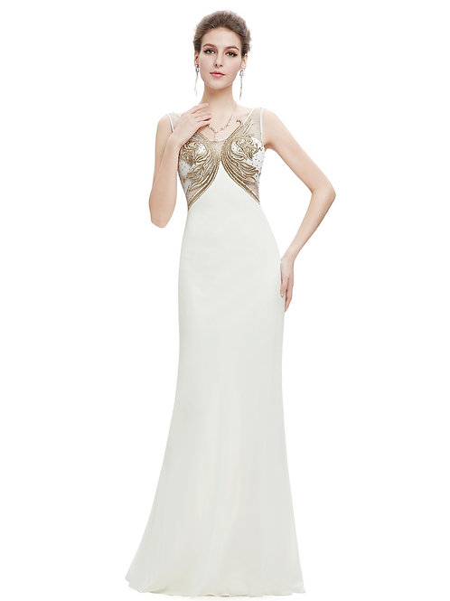Elegant Long Evening Dress