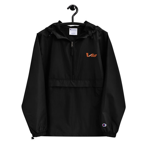 Vnostyx Embroidered Packable Jacket
