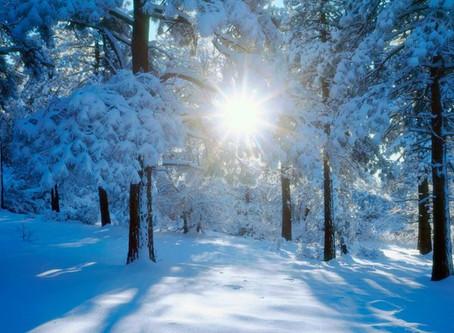 Adventskalender: 21. Dezember - Wintersonnenwende - Solstitium - Sonnenstillstand