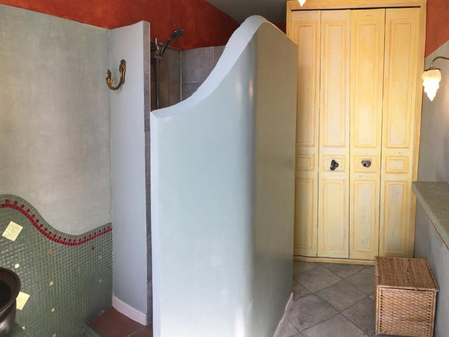 Private bathroom Opale suite