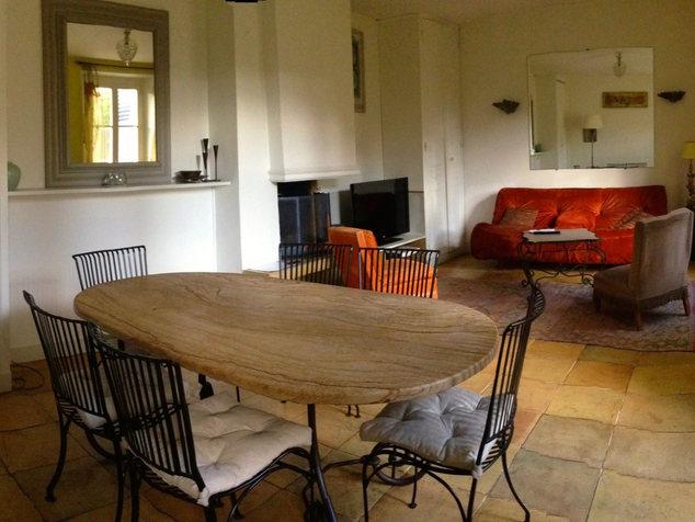 Shared space Villa Fonty