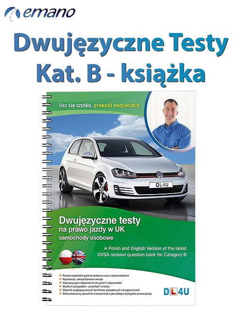 Kat. B - Testy