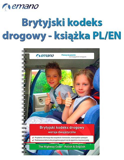 Dwujęzyczny kodeks drogowy