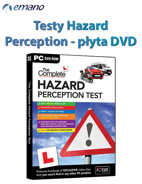 Hazard Perception - Płyta DVD