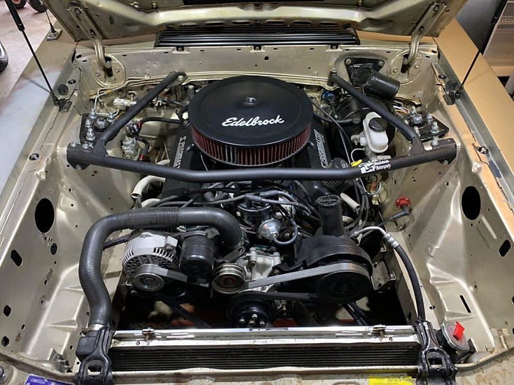1979-1985 Mustang Fender Bolt Hardware Kit