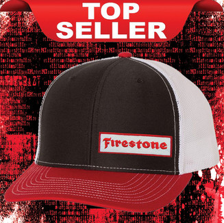 TRUCKER WITH SEMI-CURVED VISOR