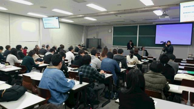 福井県立大学キャリアデザイン特論特別講座