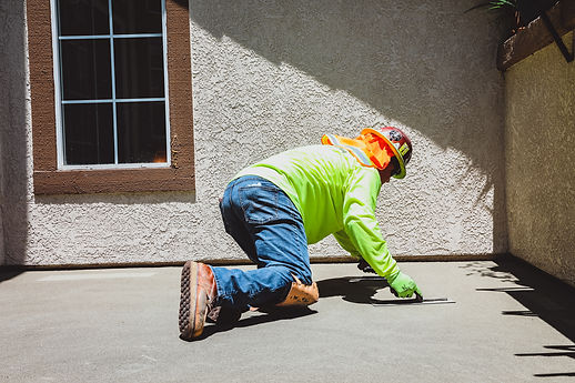 Texas Painters, Reconstruction and Construction -