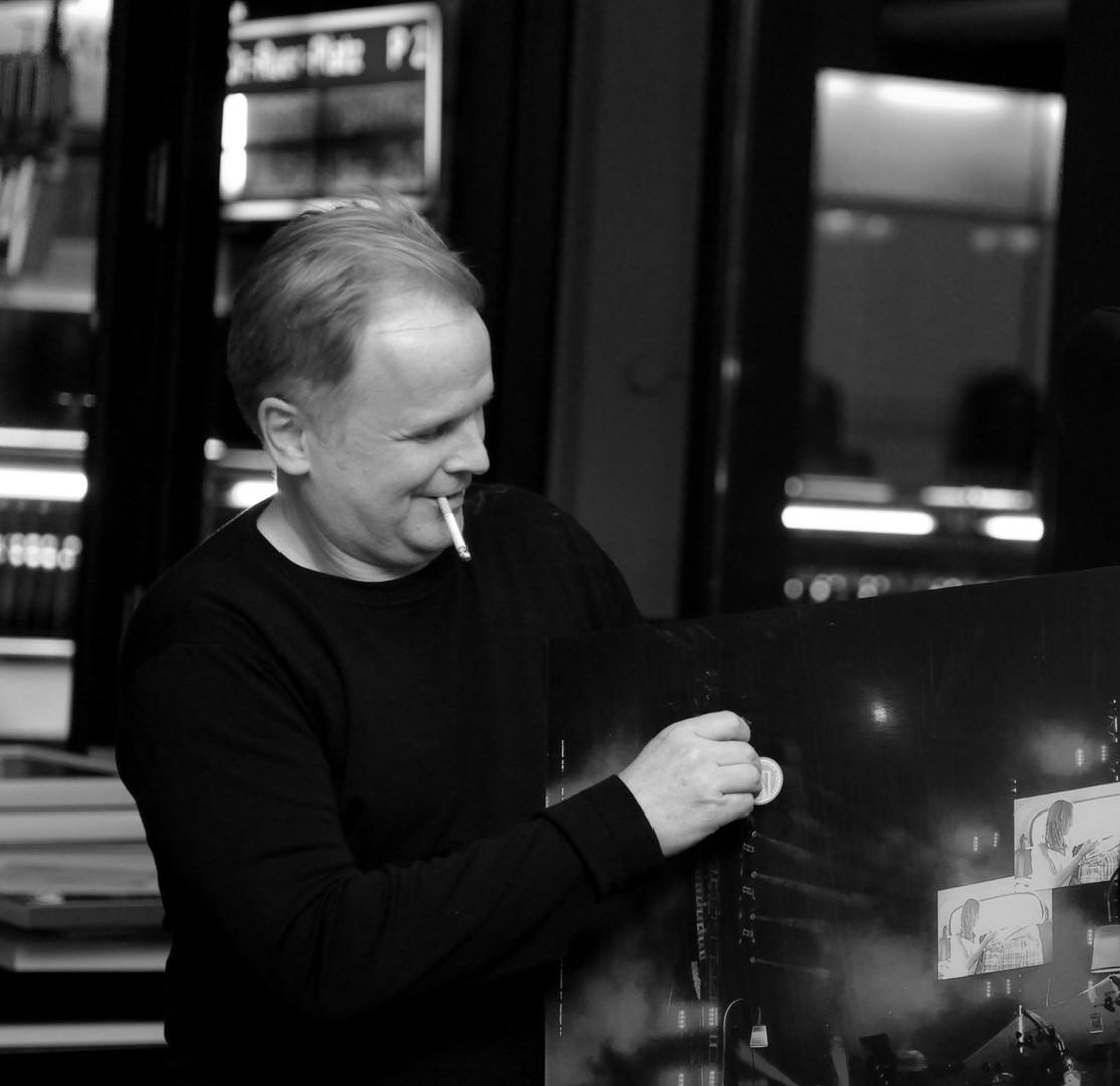 Herbert Grönemeyer/Platin Verleihung