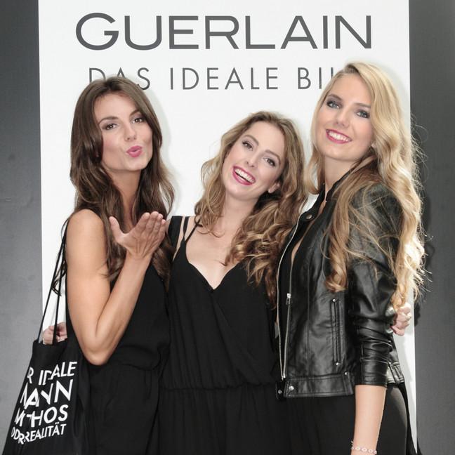 Guerlain Image Kampagne