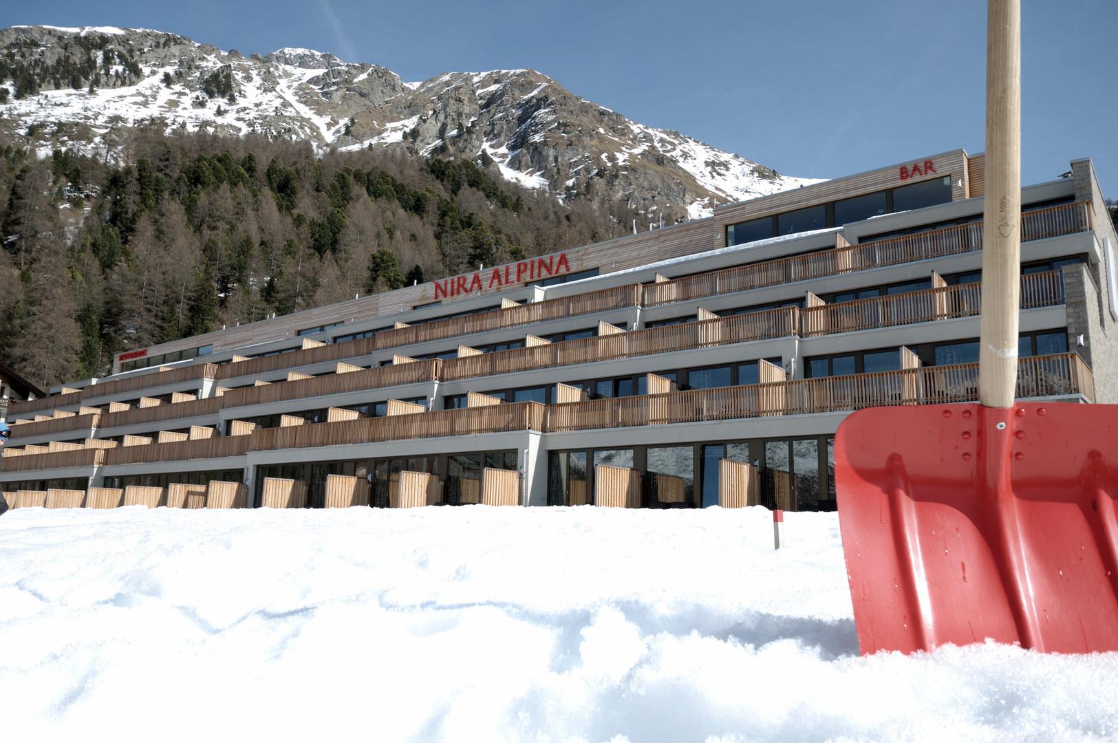 Nira Alpina Image Kampagne