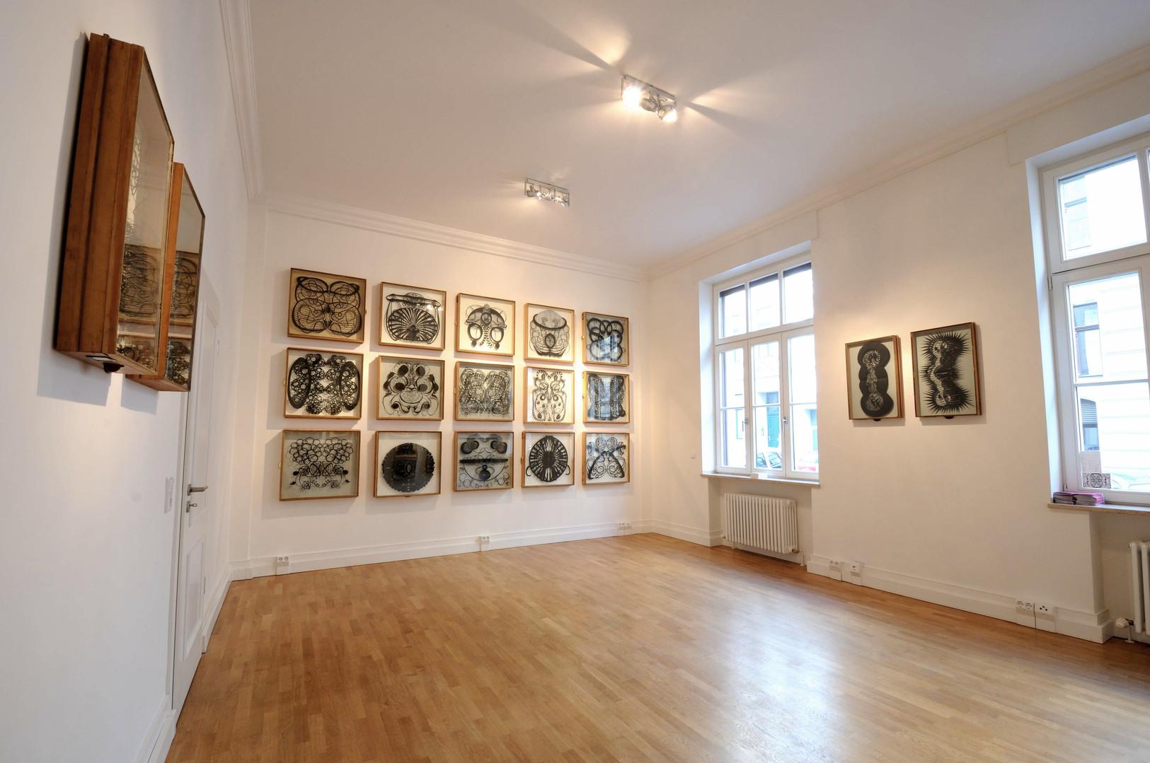 Ausstellung Deborah Wargon