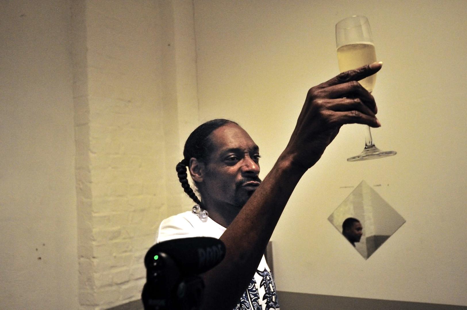 Snoop Dogg Gold Verleihung